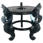 Image of Lacquered Chinoiserie Plant Stand