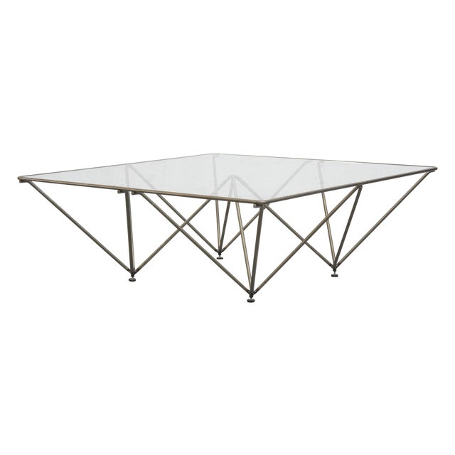 "Paolo Piva Style ""Alanda"" Pyramid Table - Image 1 of 8"