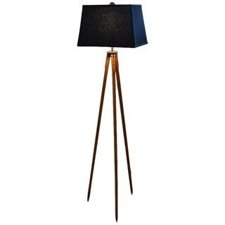 Dietzgen Industrial Tripod Floor Lamp