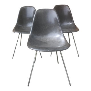 Vintage Eames Chairs - Set of 3