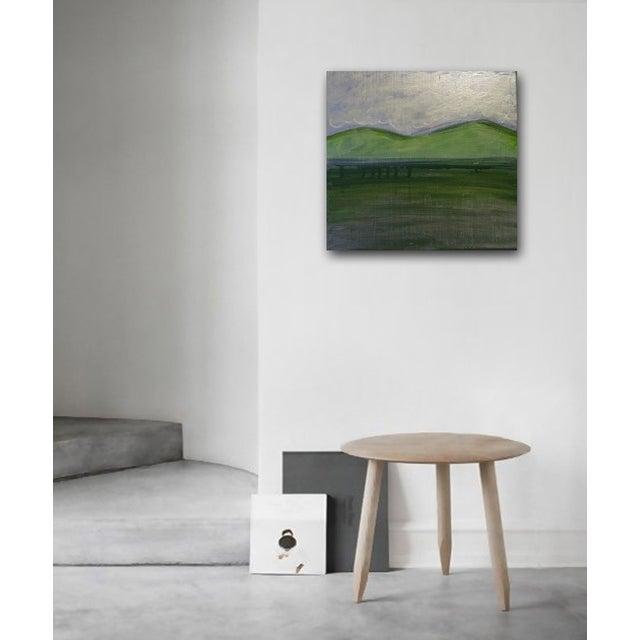 'TWiN Peaks' Original Landscape Painting - Image 5 of 5