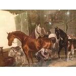 Image of Fc Turner English Horse Shoeing Engraving
