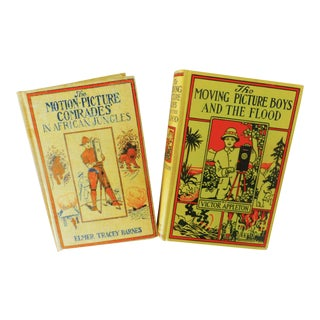 Motion Picture Boys Books - A Pair
