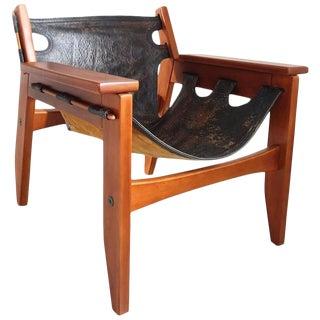 Sergio Rodrigues Kilin Lounge Chair Fro Oca, Brazil, 1973
