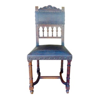 Antique French Renaissance Chair