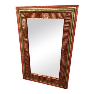 Spanish Colorful Samba Mirror