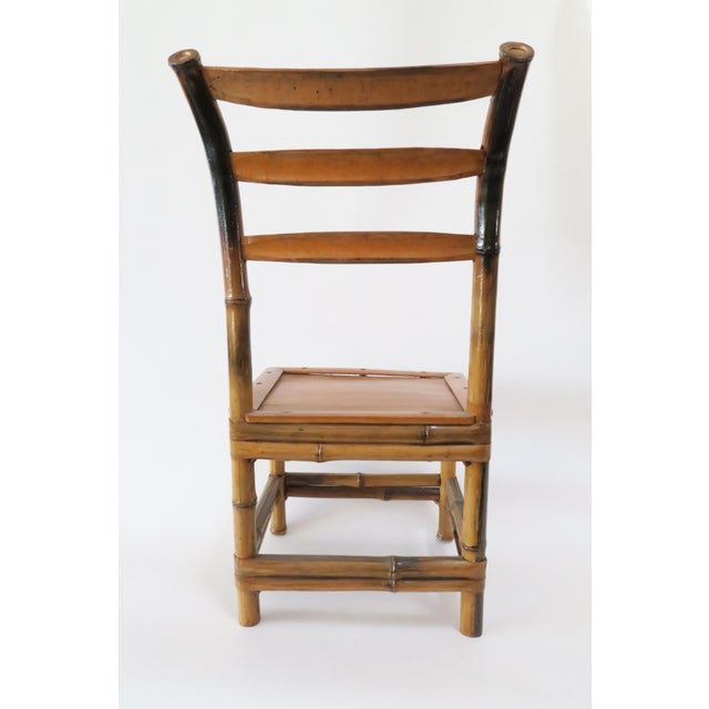 Child's Bamboo Chair - Image 6 of 7