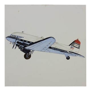 Turbo Prop Plane Pantry Tile