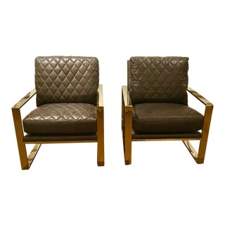 Caracole Welcome Back Chairs - a Pair