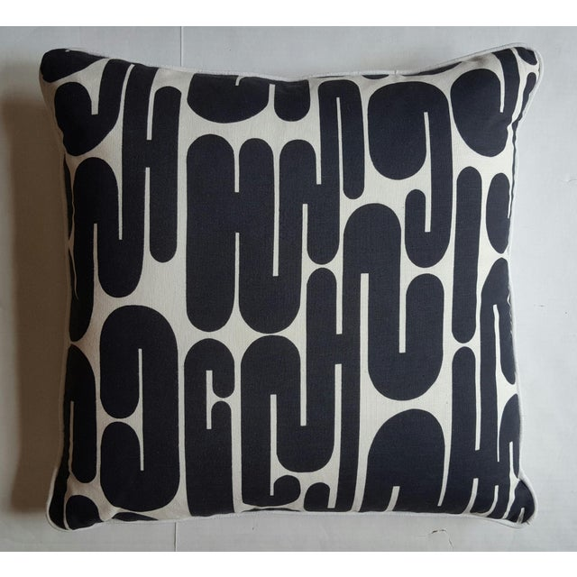 1969 Vintage Alexander Girard Pillows - a Pair - Image 3 of 4