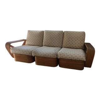 Paul Frankl Six-Band 3-Piece Sectional Sofa