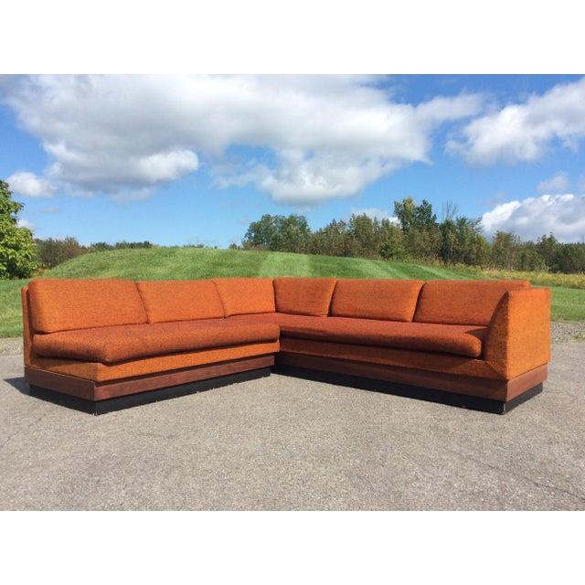 Adrian Pearsall Sectional Sofa Craft Associates - Image 6 of 11