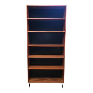 Danish Mid-Century Teak Bookcase