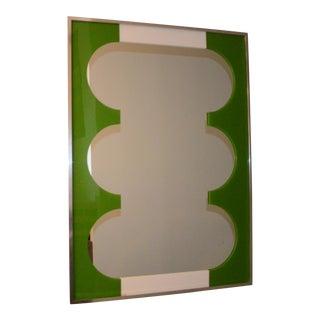 Mod Op Art Mirror