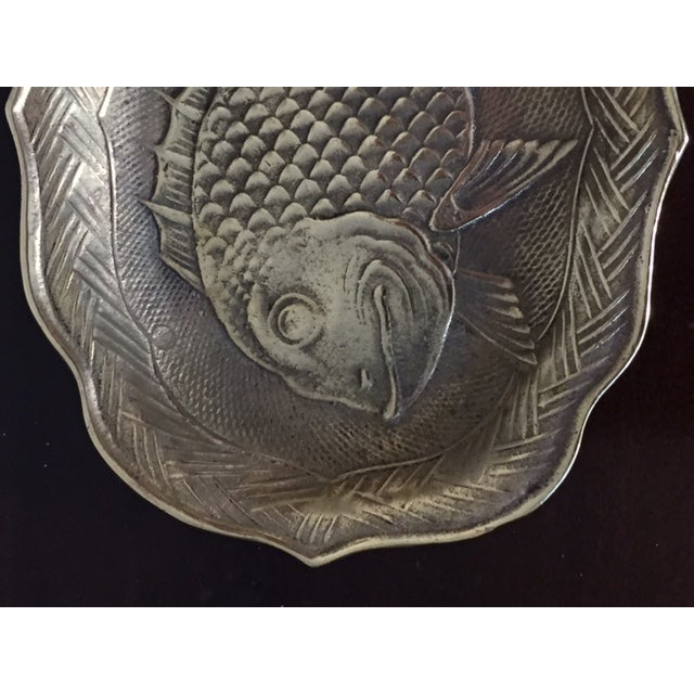 Brass Fish Tray - Image 4 of 6