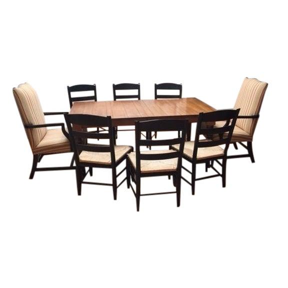 Ethan Allen Dining Set Chairish