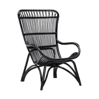 Grange Monet Black Lounge Chair