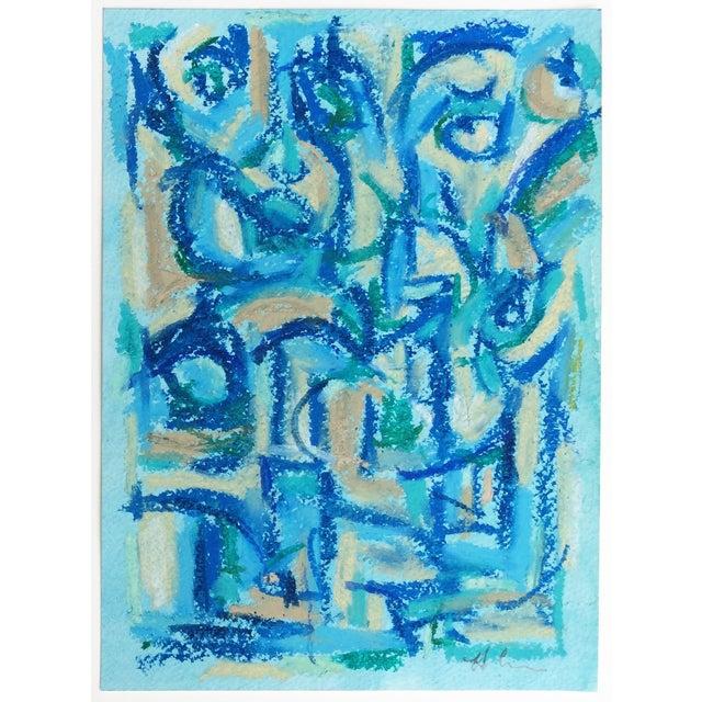 Image of Female Blue IIIb Painting by Heidi Lanino