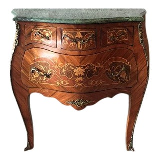 Louis XVI Style Small Side Table