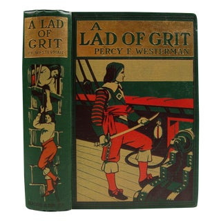 A Lad of Grit Book 1908