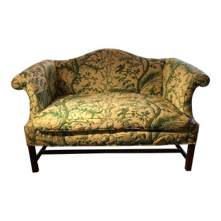 Chippendale Style Loveseat