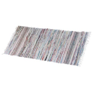 "Swedish Handwoven Rug - 5'7"" X 2'6"""