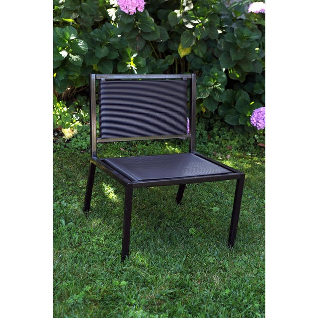 Van Keppel Green Patio Chairs - Set of 4 - Image 6 of 9