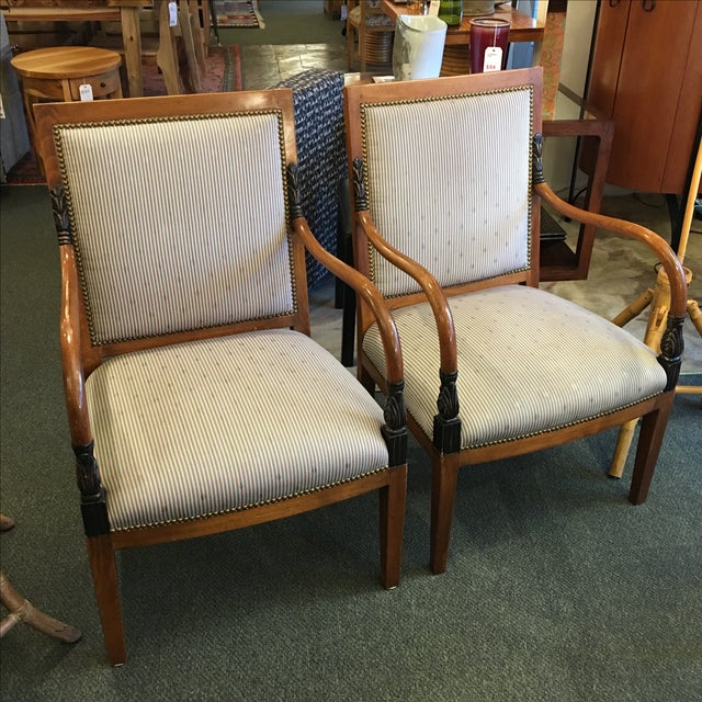 William Switzer Dining Chairs - Set of 4 - Image 2 of 11