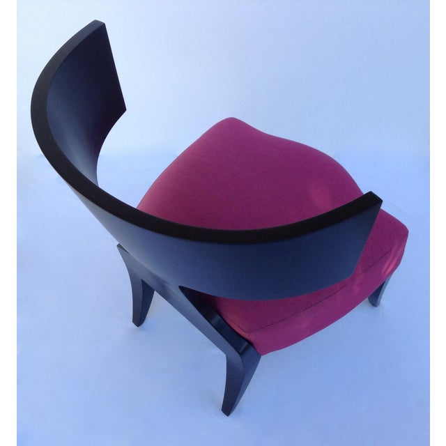 "John Hutton for Donghia ""Klismos"" Chair - Image 7 of 11"