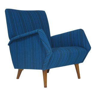 Gio Ponti Model 803 Mid Century Italian Lounge Chair