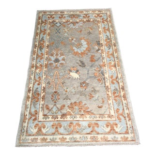 Bellwether Rugs Vintage Turkish Oushak Area Rug - 3'x5'1""