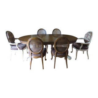 Union National Dining Table and Chair Set