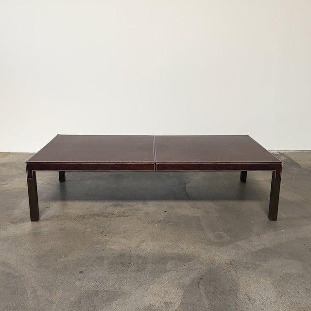Image of Promemoria Rectangular Coffee Table