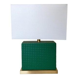 Dwell Studio Square Base Table Lamp