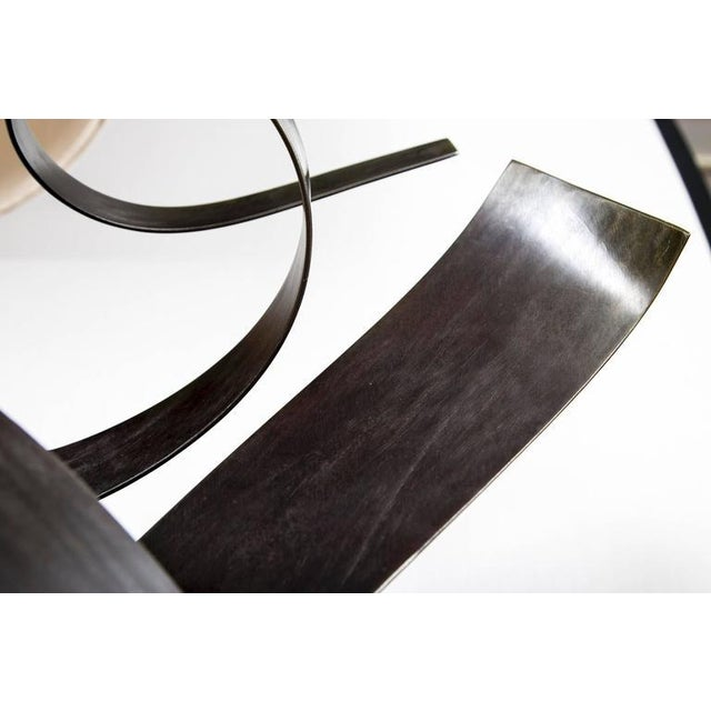 Silhouette by Joe Sorge, Steel Sculpture - Image 4 of 9