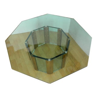 PACE Octogonal coffee table