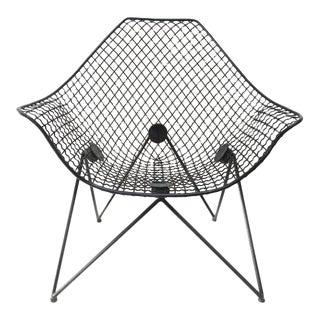 Rare & Beautiful Sculptural 'du43' Lounge Chair by Gastone Rinaldi