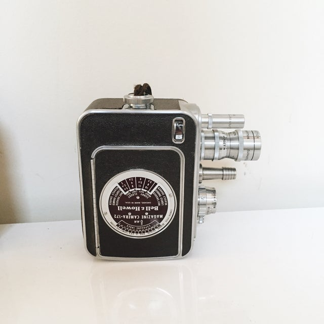 Image of Bell And Howell Vintage Camera