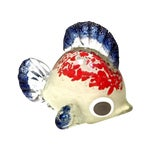 Image of Vintage Murano Glass Fish Paperweight
