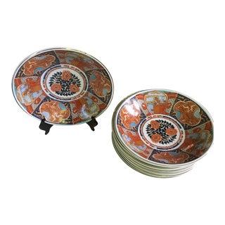 Vintage Chinese Bowls- Set of 8
