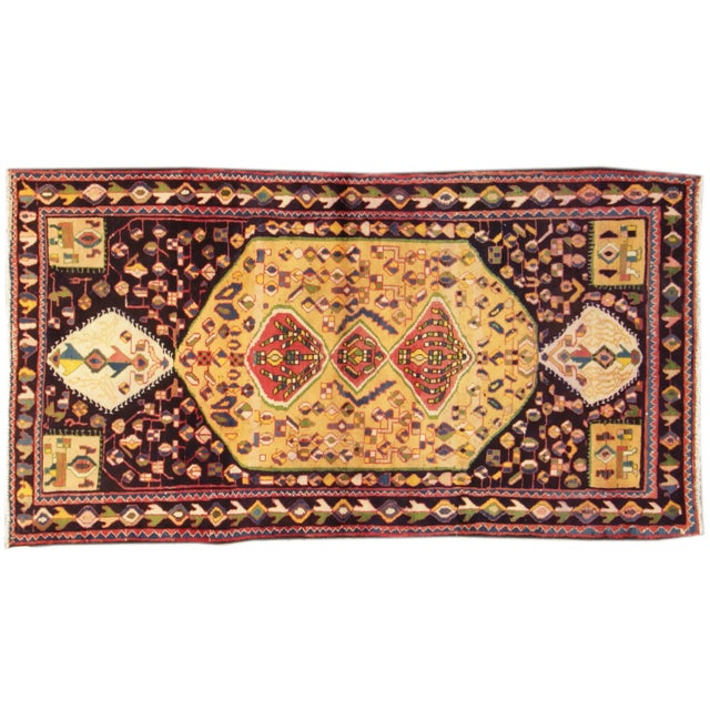 "Apadana Persian Rug - 3'5"" X 6'5"" - Image 1 of 4"