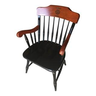 Columbia University Captain's Chair