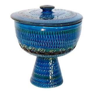 Bitossi Rimini Blue Weedpot