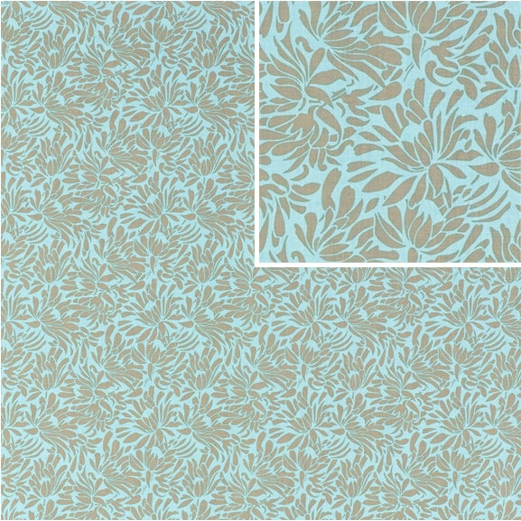 Image of Daisy Bouquet Mist Amy Butler Fabric - 16 Yards
