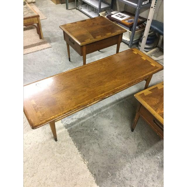 Mid-Century Vintage Lane Acclaim Coffee Table