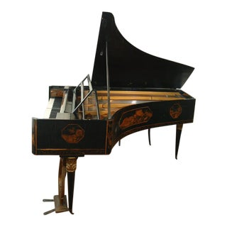 Early 19th Century Fortepiano by Franz Munzenberger, Wien
