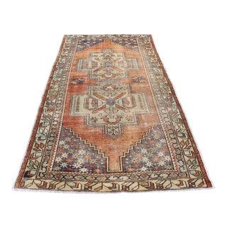 "Turkish Oushak Floor Carpet - 52"" x 101"""