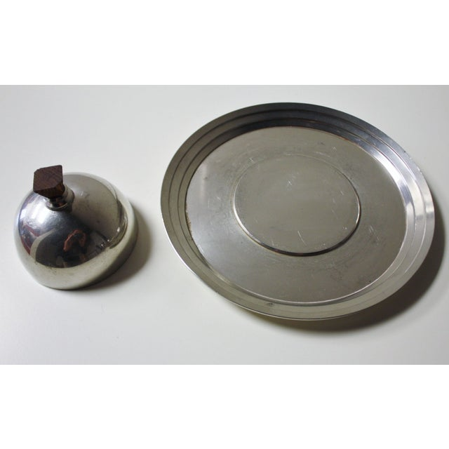 French Pewter Tea or Coffee Server - Image 6 of 7