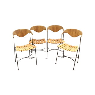 Arthur Umanoff Dining Chairs - Set of 4