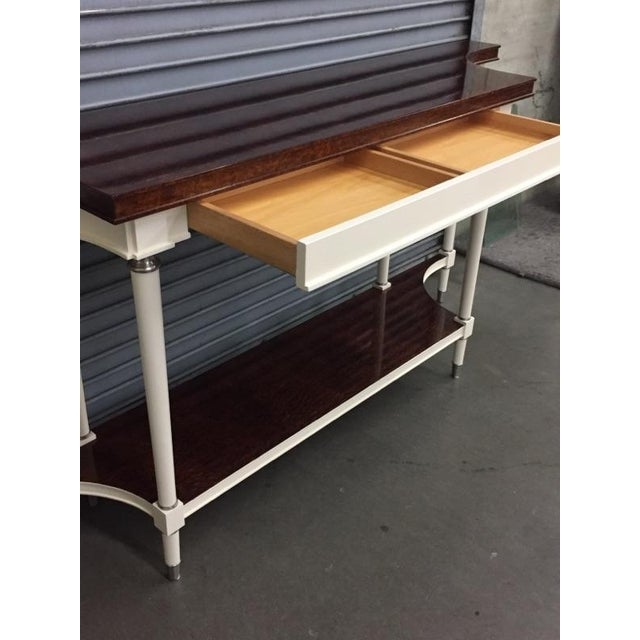 Andre Arbus Le Metro Console Table - Image 8 of 8